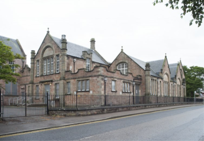 1913 Science and Art Department extension.