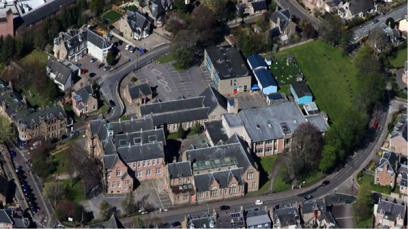 6_aerial view of site in 2016